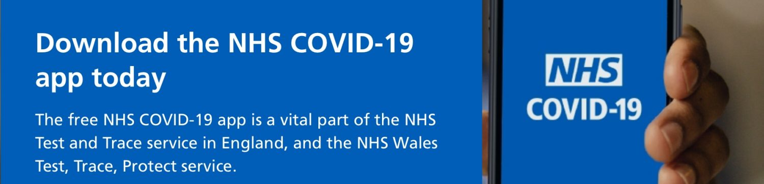 MKHP Download and use the new COVID-19 Track and Trace App & Create a QR Code for your venue