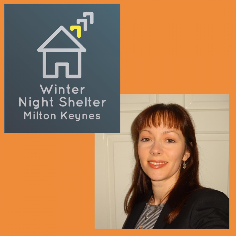MKHP Spotlight on: Winter Night Shelter MK.... Interview with Sara Millington